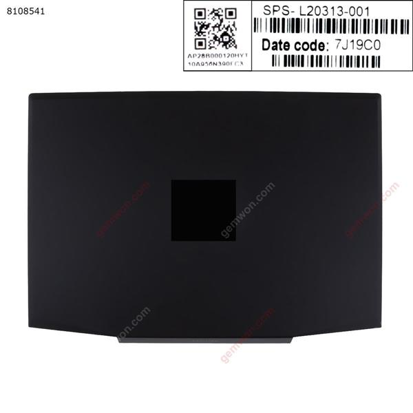 HP Pavilion C133 15-CX  LCD Back Cover black(logo is green) Cover N/A