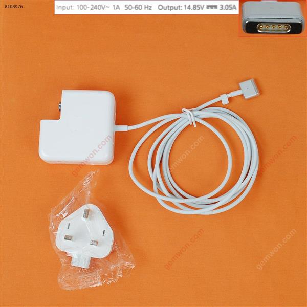 """Apple 45W Mackbook Air 11""""13"""" MagSafe 2 Charger A1466 a1436( Quality : A+ )  Laptop Adapter APPLE 45W"""