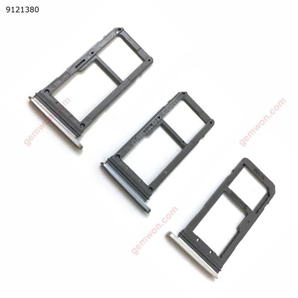 100pcs Sim Card Tray Holder For Samsung Galaxy S7 S7 Edge Single Dual SD Card Socket Slot Adapter Replacement