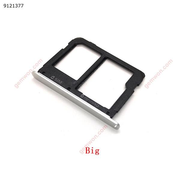 50pcs Sim Card Tray Holder For Samsung Galaxy A3 A310 A5 A510 A7 A710 2016 Micro SD Card Socket Slot Adapter Replacement