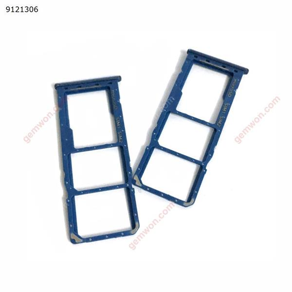 10pcs New For Samsung Galaxy A20 A30 A50 A305F A505F A305 A505 Sim Card Tray SD Card Reader Socket Slot Holder Replacement Part