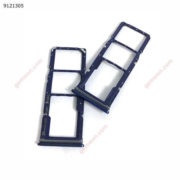 Sim Card Tray SD Reader Holder For Samsung Galaxy A9 2018 A9 Star Pro A9S SM-A920F A920DS A920 SIM Card Tray Slot Holder