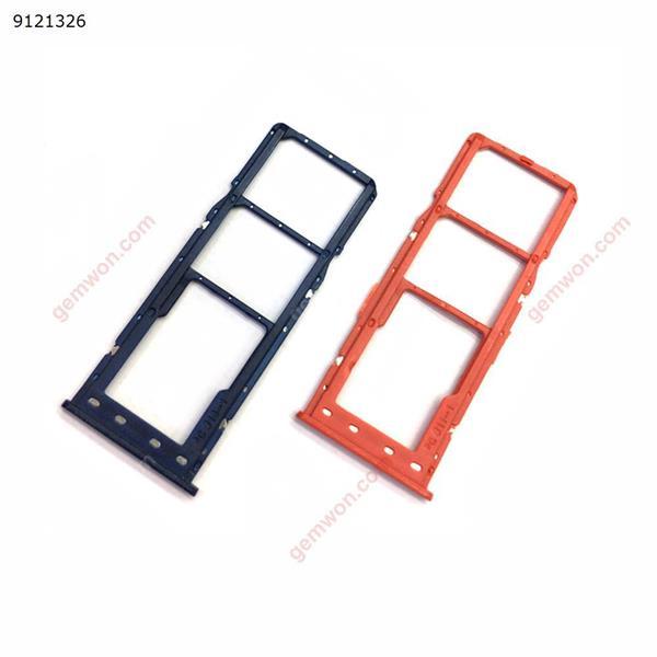 10PCS Sim Card Tray SD Reader Holder For Samsung Galaxy A10 SM-A105F A105 Dual SIM Card Tray Slot Holder