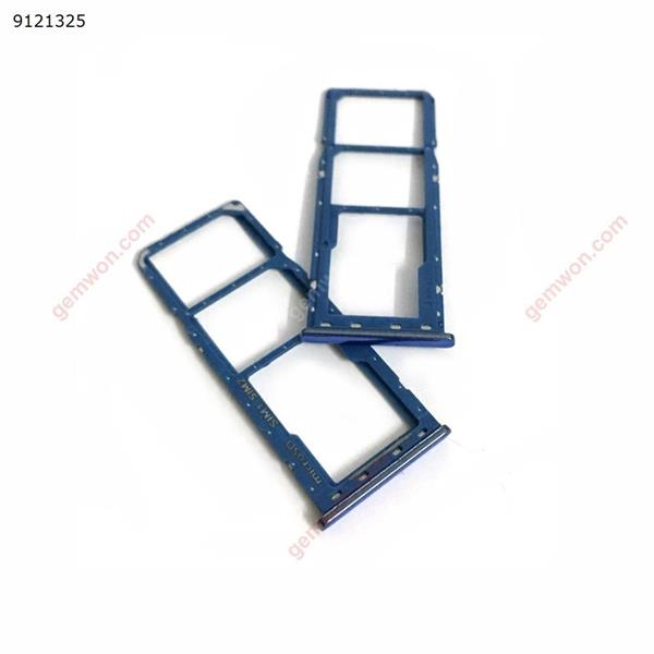 New For Samsung Galaxy A20 A205 A30 A50 A305F A505F A305 A505 Sim Card Tray SD Card Reader Socket Slot Holder Replacement Part