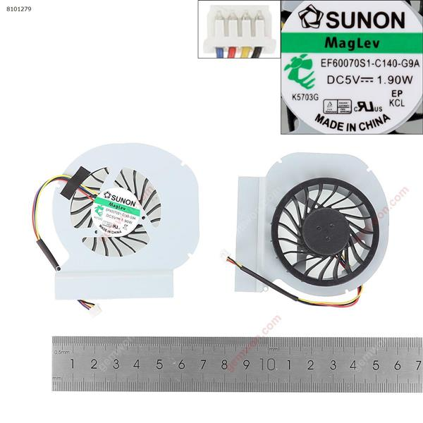 DELL E6420(Independent Graphics card,OEM) Laptop Fan MF60120V1-C220-G99