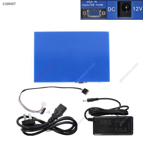 EDP 30pin Laptop LCD LED screen test box  BlueEDP