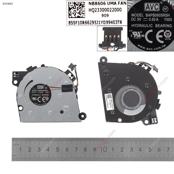 Lenovo 81ne003jus S540-15iwl 5f10s13884 (Original) Laptop Fan N/A