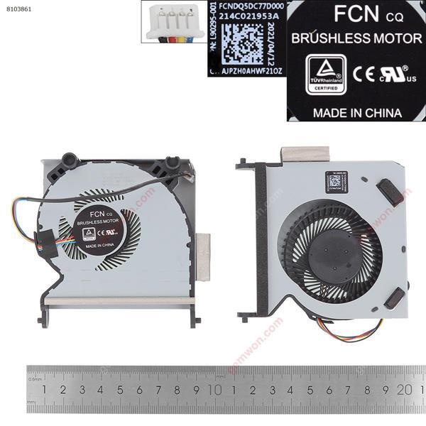 HP EliteDesk 400 G6(Original) Laptop Fan TPC-Q072-DM L90295-001