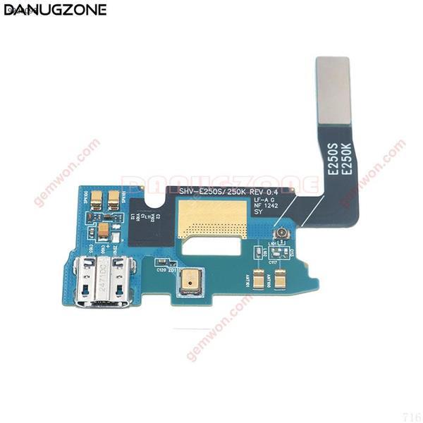 Puerto de carga USB para Samsung Galaxy Note 2, E250S, E250K, SHV-E250S All