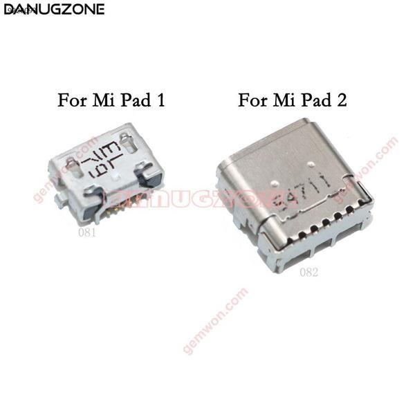 10 unids/lote para Xiaomi mi Pad1 Pad2 PAD 1 mi Pad TABLET 1 2 conector de base de carga USB toma de carga All