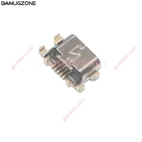 10 unids/lote para Motorola MOTO E5 Plus conector de puerto de carga USB All
