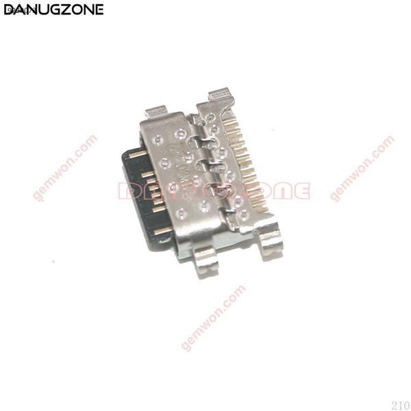 2 unids/lote para Xiaomi Redmi Nota 7S 7S 8 S 8 / 7 Pro/nota 8 PRO muelle de carga USB a hembra Puerto Jack conector de clavija All