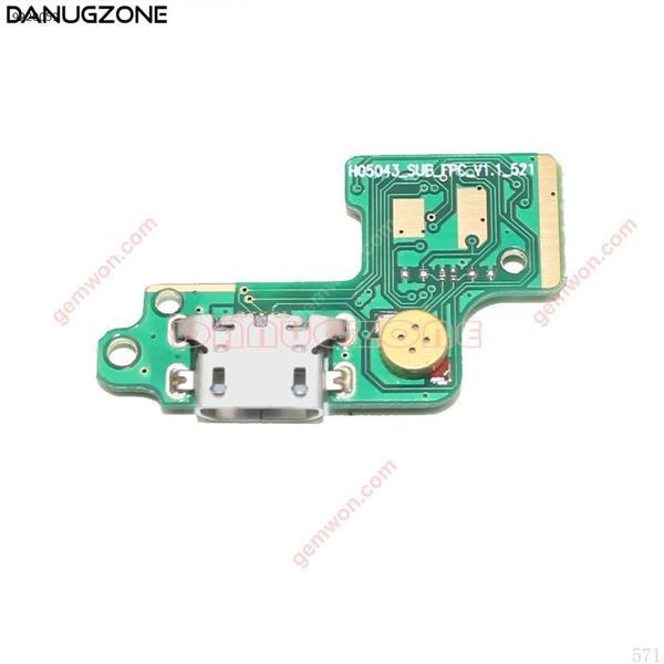 Puerto de carga USB clavija para caja de enchufe conector placa de carga Cable flexible con micrófono para HTC Desire 526G All