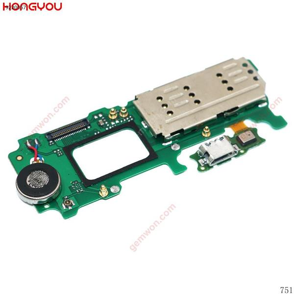 Puerto de carga USB conector de enchufe conector Placa de carga + cable Flex con vibrador con micrófono para OPPO R1 R829 R829T All