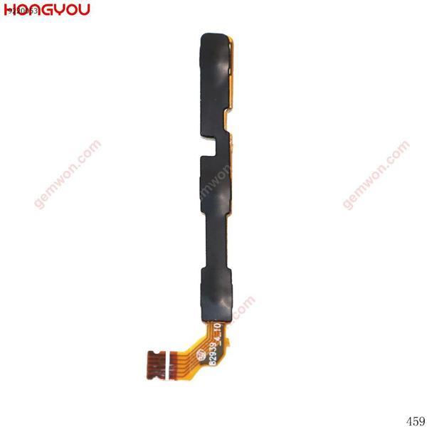 10 unids/lote para Lenovo K6 Note K6Note K53a48 interruptor de botón de encendido y volumen arriba/abajo On / Off botón Flex Cable All