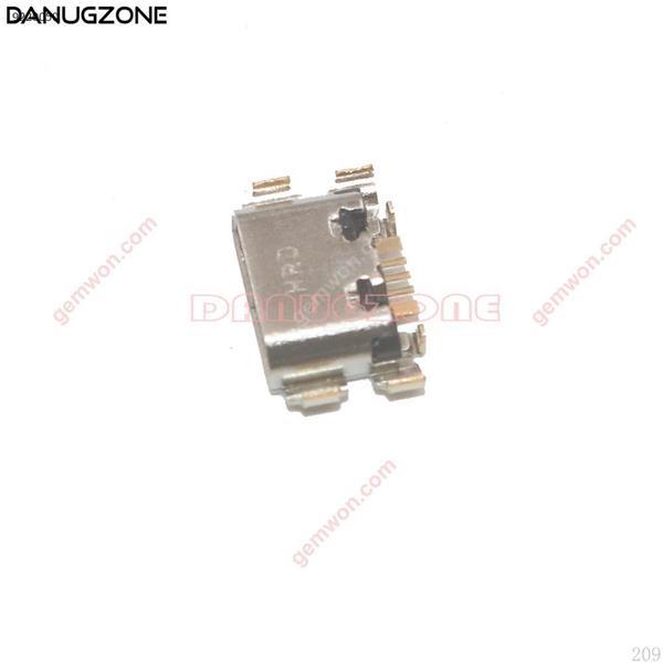 50 unids/lote para Xiaomi Redmi 6A 7 / Redmi PRO / Mi USB puerto de carga Jack hembra macho conector de muelle de carga All