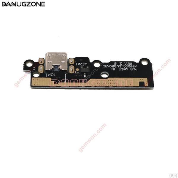 Conector de clavija de puerto de carga USB, Cable flexible para ASUS ZenFone6 ZenFone 6 A600CG T00G All