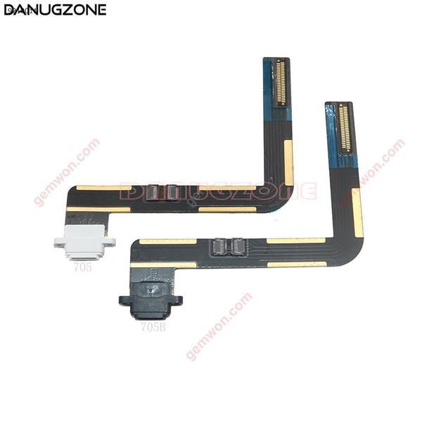 Conector de puerto de carga USB para ipad Air 5 A1474 A1475, enchufe de muelle, Cable flexible All