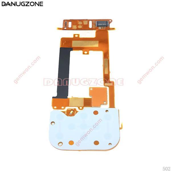 Para Nokia 2220 2220S LCD + teclado flexionar diapositiva Cable All