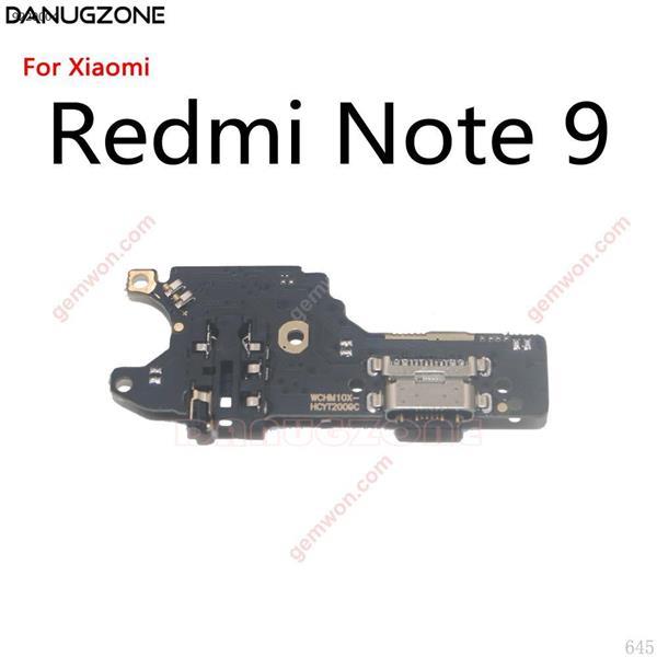 Cable flexible para Xiaomi Redmi NOTE 9 Pro 9S, 30 unidades por lote, puerto de carga USB, Conector de clavija All