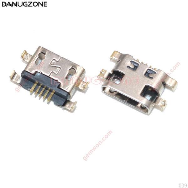 10 unids/lote para Huawei G520 G510 Y300 T8833 U9508 C8813 T8951 B199 conector de puerto de carga USB a Jack hembra macho muelle All