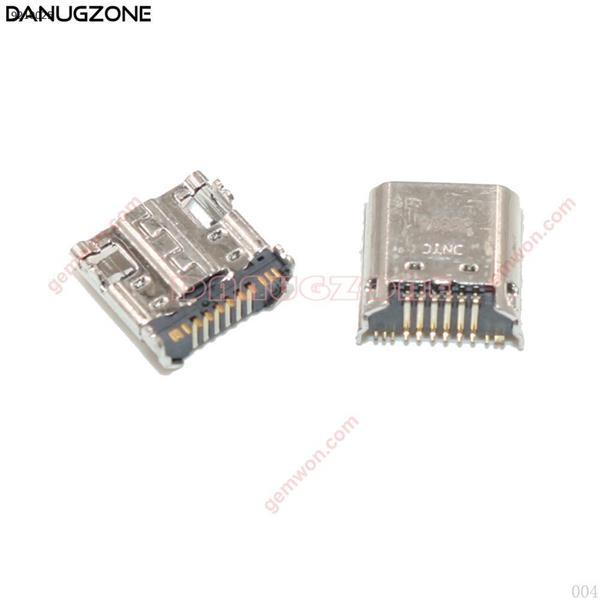2 unids/lote para Samsung Galaxy Tab 3 7,0 I9200 I9205 P5200 P5210 T211 T235 T230 T231 de carga USB Dock Socket conector de puerto de carga All