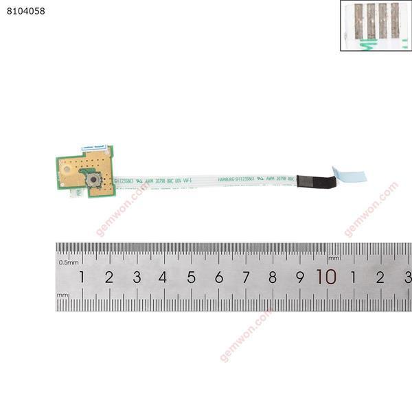 Power Button Board For DELL 14V N4050 M4040 V1450 V1440 Board N/A