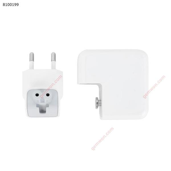 Apple USB Type-C 29W Adapter Plug:EU Laptop Adapter MACBOOK