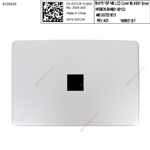 Dell Inspiron 15 5584 LCD Back Cover Silver Cover N/A