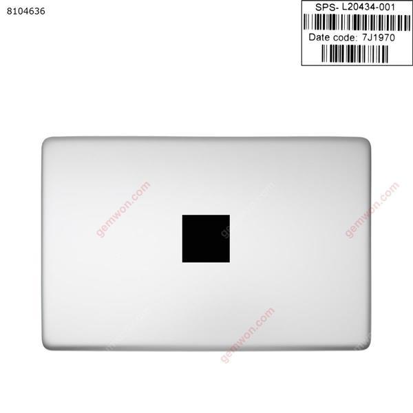 HP 250 g7 15-DA 15-DB 15-DR LCD Back Cover Silver Cover N/A