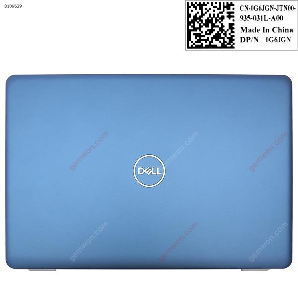 Dell Inspiron 15 5584 LCD Back Cover blue Cover N/A