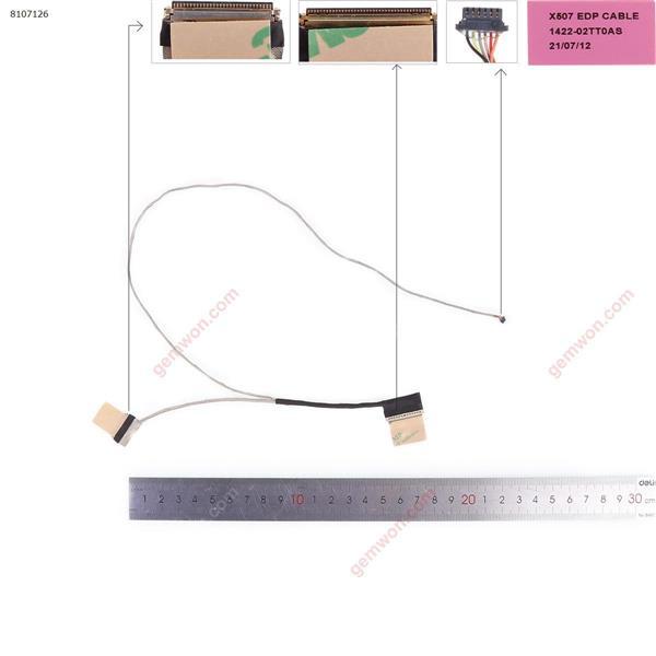 ASUS X507 X507U X507M UA X507UB Y5000U LCD/LED Cable 1422-02TT0AS