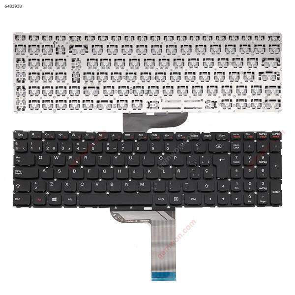 Lenovo YOGA 500-15IBD 500-15IHW BLACK ( Without FRAME ,For win8 ) SP V149420A-UK            SCNR235B1 Laptop Keyboard (OEM-A)