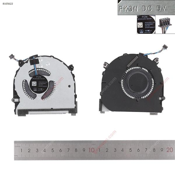 HP ProBook 640 645 G4 HSN-I14C-4 FK3N(Original) Laptop Fan N/A
