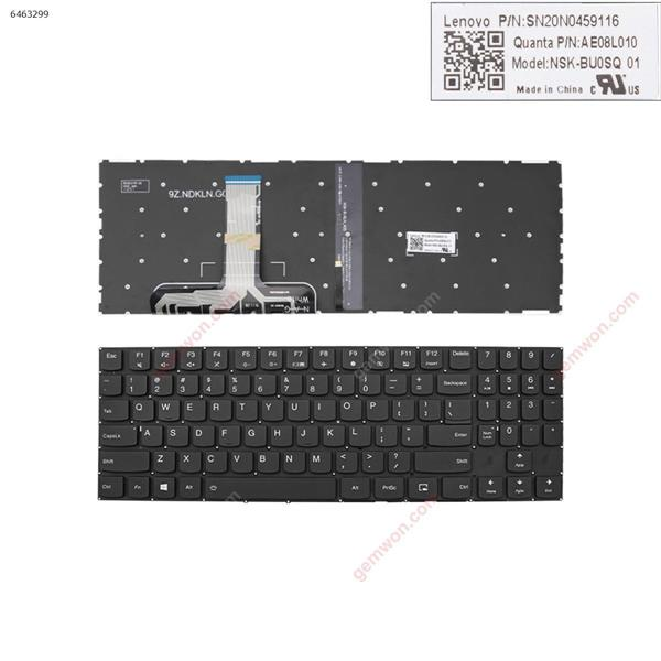Lenovo  Legion y540-15irh y540-17irh  (BLACK  ,Without FRAME ,Backlit )  US SN20Q99618 LCM16F83USJ686J PK1317N1A00 002L16F63LHE01 Laptop Keyboard (Original)