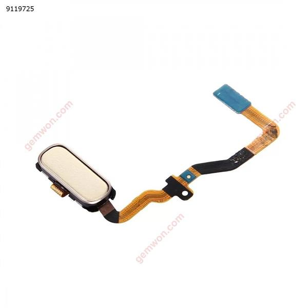 Home Button Flex Cable for Galaxy S7 / G930(Gold) Samsung Replacement Parts Galaxy S7 Parts