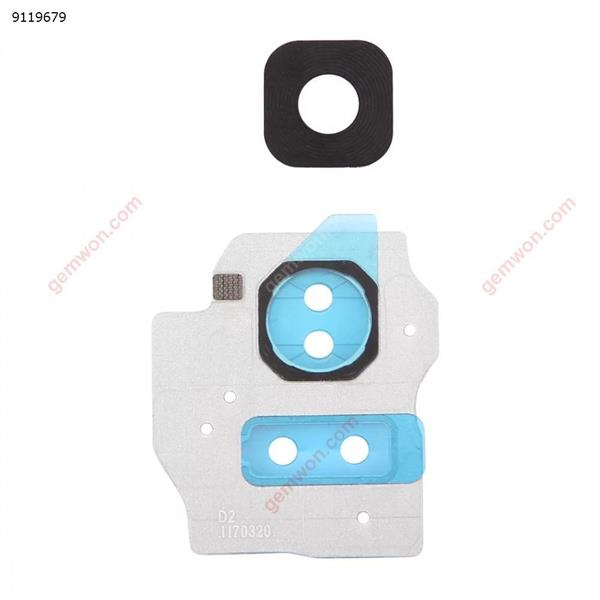 Camera Lens Cover for Galaxy S8+ / G955(Silver) Samsung Replacement Parts Galaxy S8+ Parts