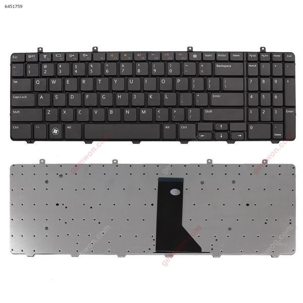 DELL Inspiron 1564 BLACK OEM (without  foil , win7) US V190523A Laptop Keyboard (OEM-B)