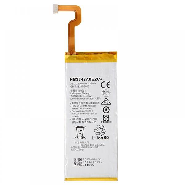HB3742A0EZC+ 2200mAh Rechargeable Li-Polymer Battery for Huawei P8 Lite Huawei Replacement Parts Huawei P8 Lite