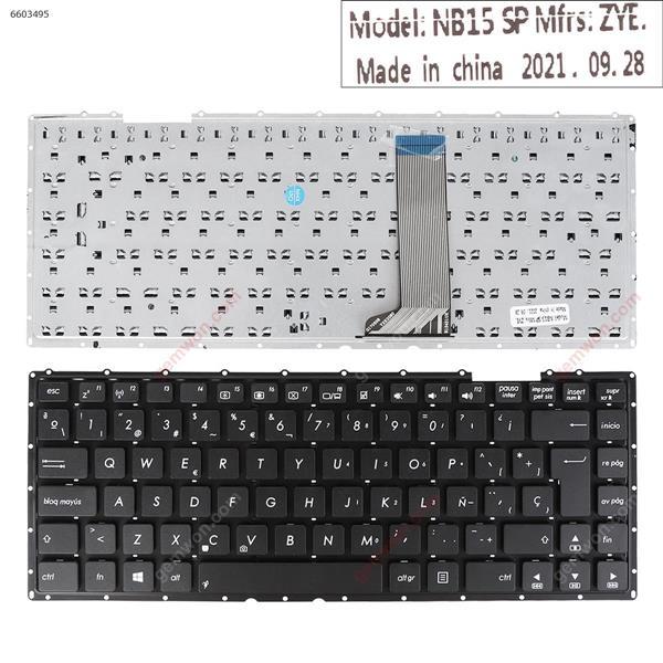 ASUS X451 BLACK(For Win8) SP G170508 YXK2080 B15451UK Laptop Keyboard (OEM-B)
