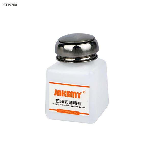 JAKEMY JM-Z10 Anti-corrosion push alcohol bottle 120mL Repair Tools N/A