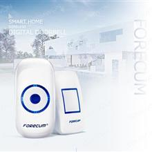 Forecum 8 wireless doorbell, What is the range of 100-300 m, Meet your demand, Support American and European regulations Other Forecum 8 wireless doorbell