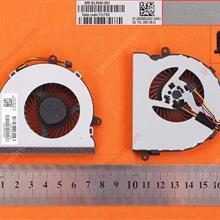 HP 15-AC121DX 15-AC067TX 15-AF 15-AY 15-BS 14-R020 TPN-C116 TPN-C125 250G4 255G4(4 Pin,Original) Laptop Fan 813946-001 FGKB  DC28000GAF0 FCC2     FN0565-S1084L2AH      FN0565-A1033L2AL   DC28000GAR0 ARX1