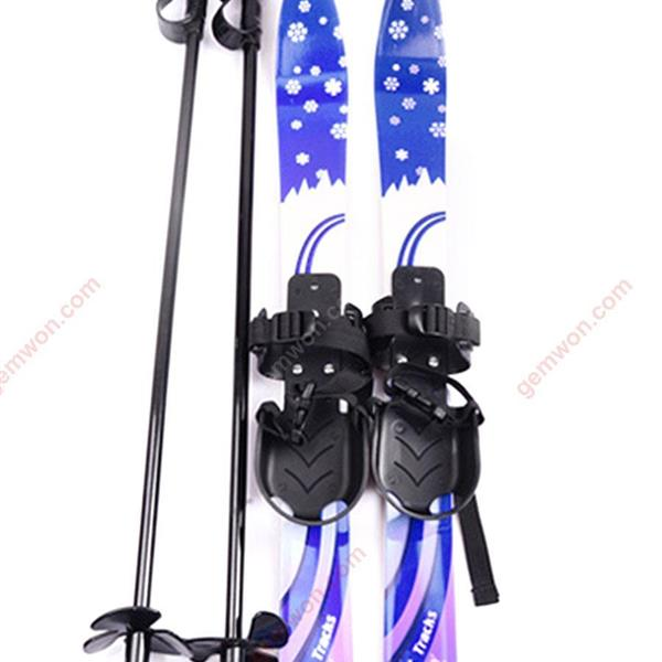 Double board ABS children's skis, grass boards, sand board, skis Ski  skating equipment WD-XN