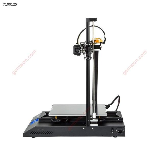 CR-X Max Creality 3D Printer Latest Dual Color Nozzle Two Color CR-10Max Printing 300×300×400mm Large Building Volume 0.05mm Cura 2KG Free Filaments & Tool Box 3D printer CR-X