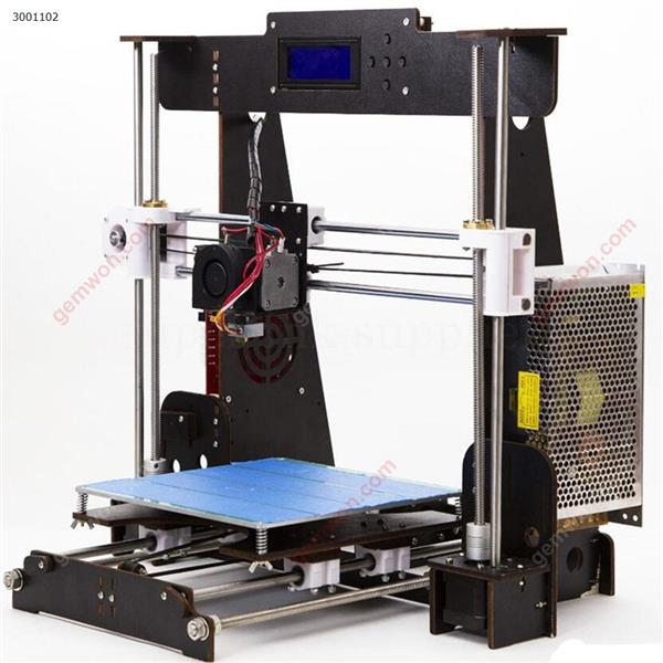 Cheap DIY 3D printer Creality V-groove 3D frame printer LCD display screen size 3D printer 3D printer warranty 3D printer A9