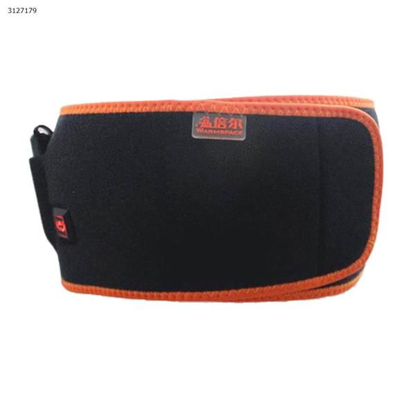 Charging multi-function electric waist belt Outdoor battery power belt Ski  skating equipment Y06F