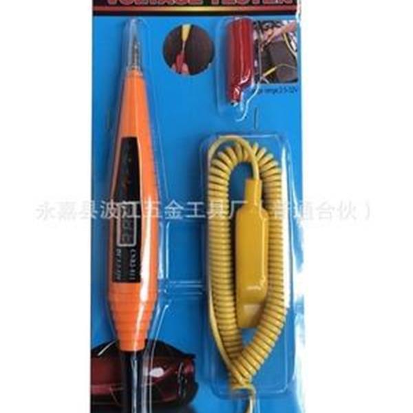 Auto electric pen digital display voltage pen multi-function digital display test pen auto repair detector Auto Repair Tools 811