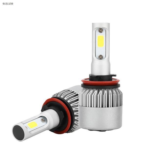 S2 H11/H9/H8 automotive led headlights Auto Replacement Parts H11 H9 H8
