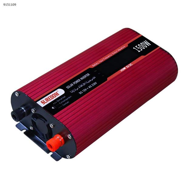 LCD display of onboard power converter photovoltaic inverter Auto Repair Tools 2000W